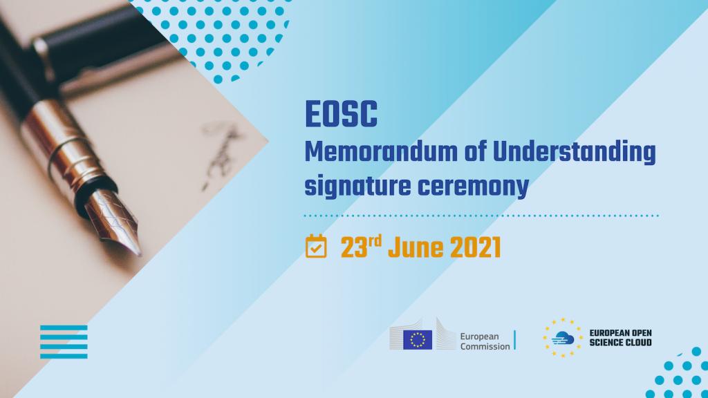 EC-EOSC memorandum